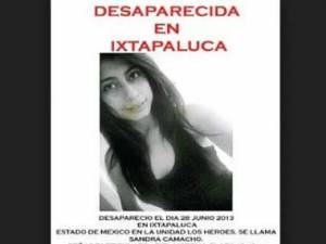 desapareció en Ixtapaluca fue asesinada en Tlatelolco DF